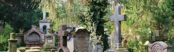 Ремонтные работы на кладбище в Харькове