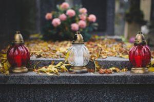 Уборка могил в Одессе